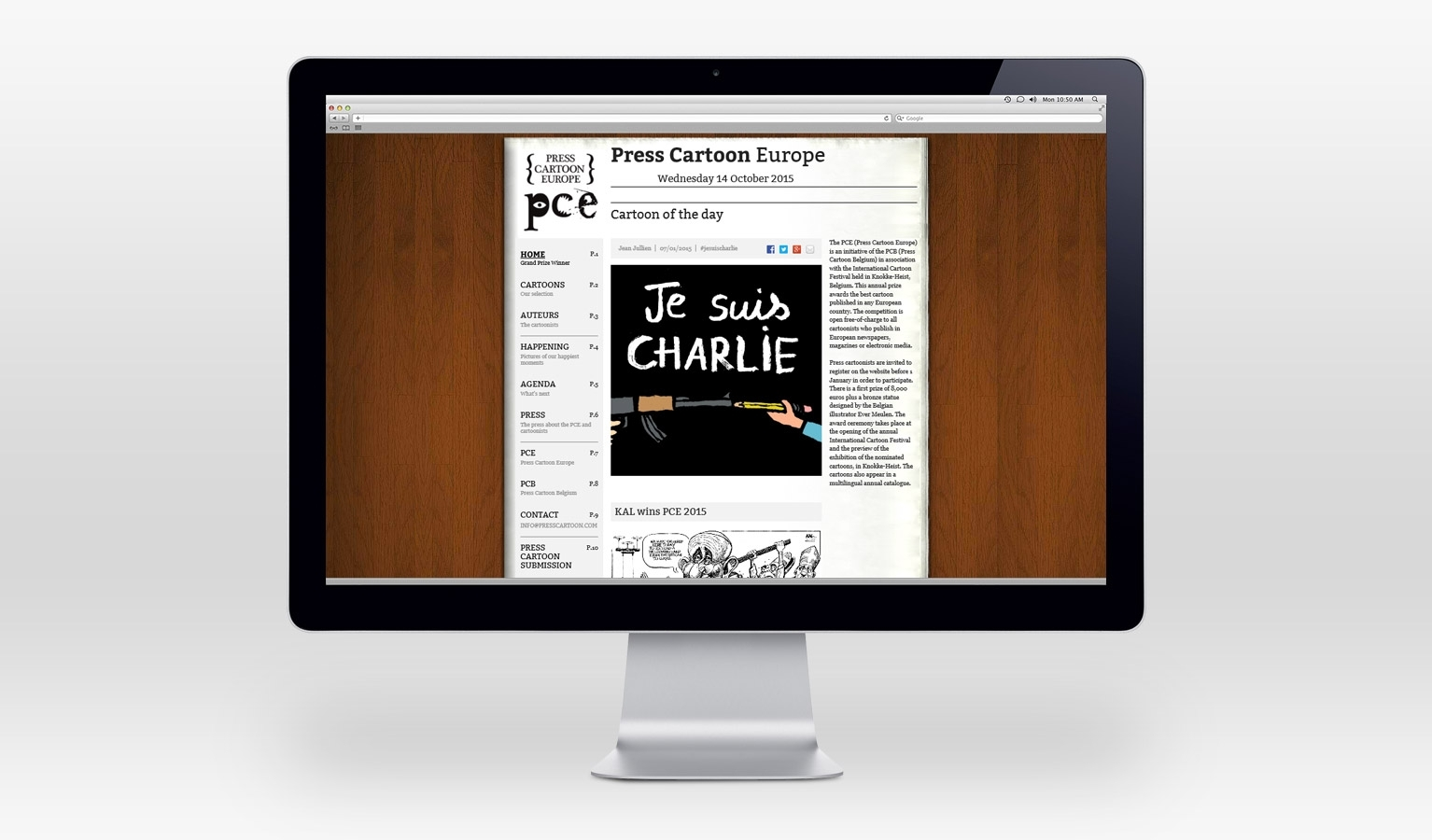 PCB / PCE | Website | M K
